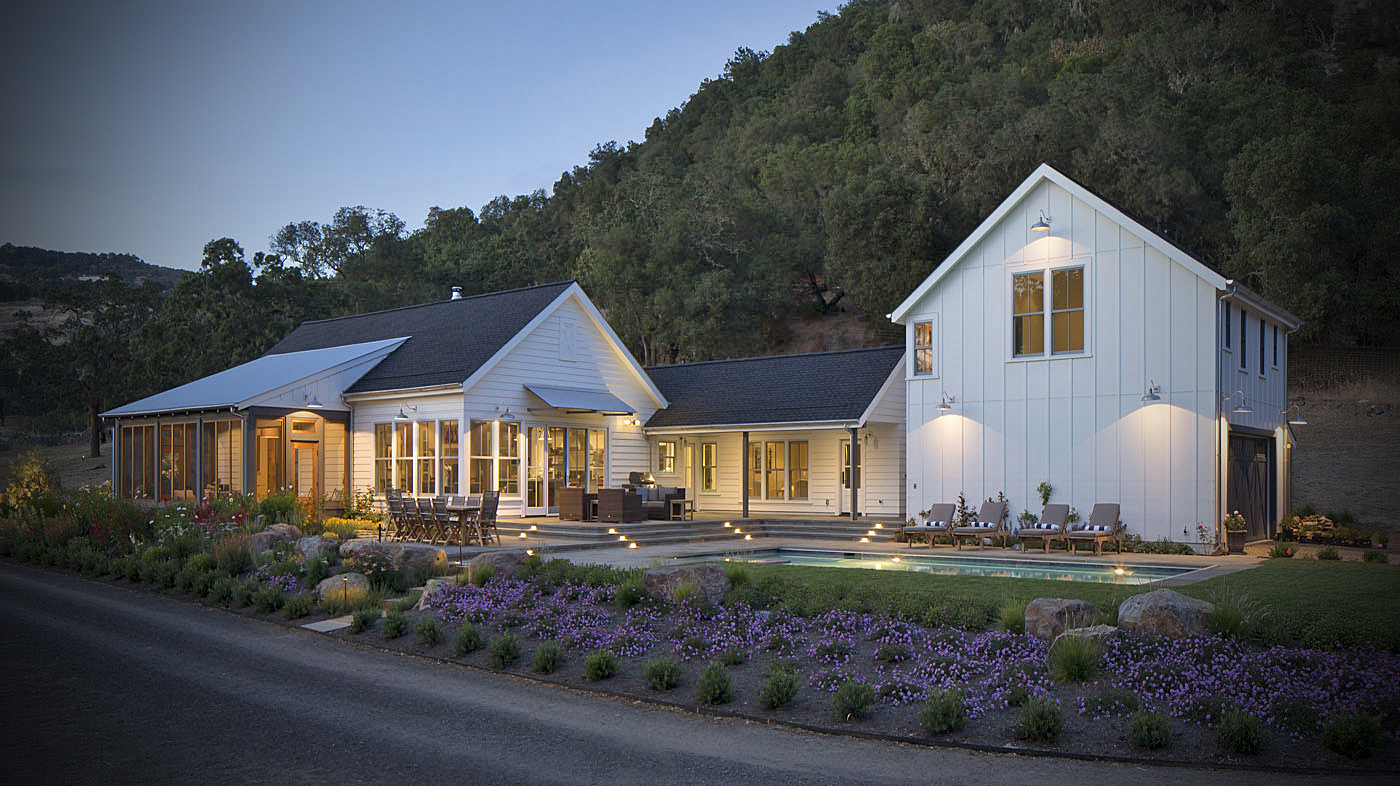 Kirby Construction Napa Valley Private Residence